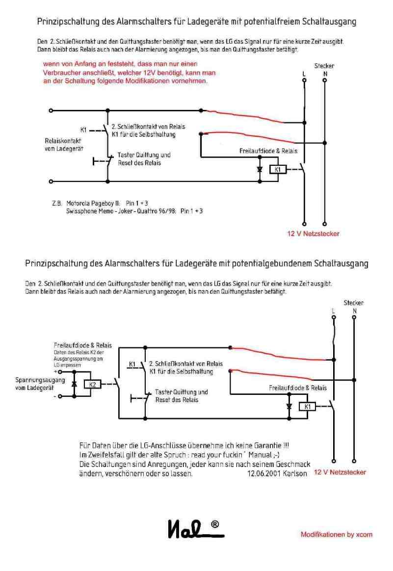 Schön Wie Man Relais Schaltplan Liest Galerie - Schaltplan Serie ...