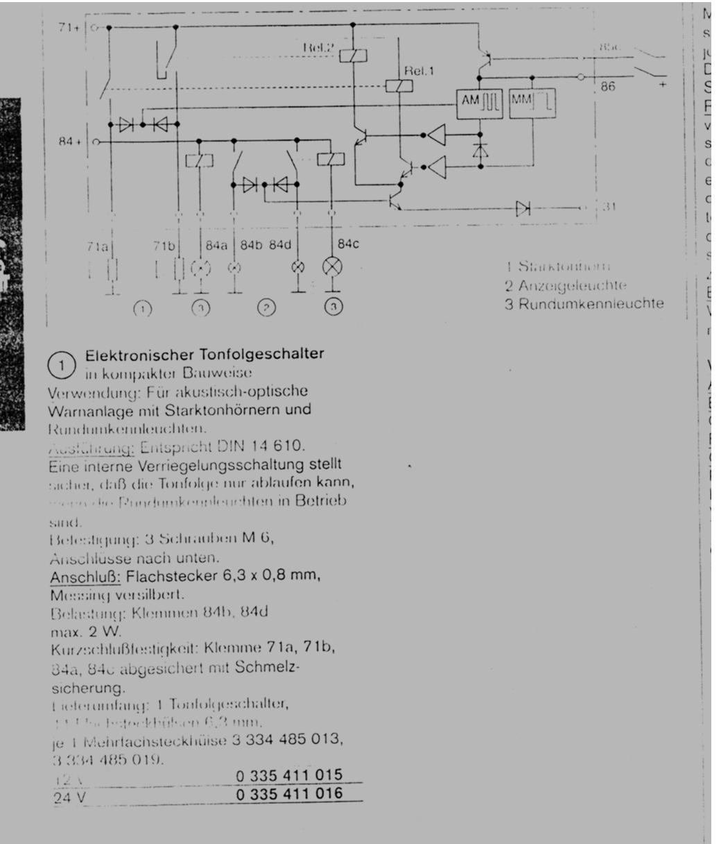 Bosch-Tonfolgeschalter ohne Leuchten betreiben - aber wie? - www ...